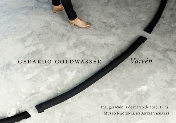Gerardo Goldwasser. Vaivén