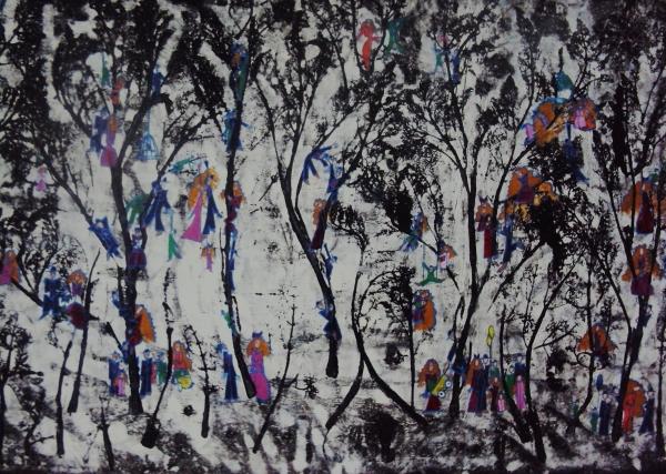 El bosque de Velpister