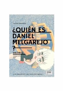 ¿Quién es Daniel Melgarejo?