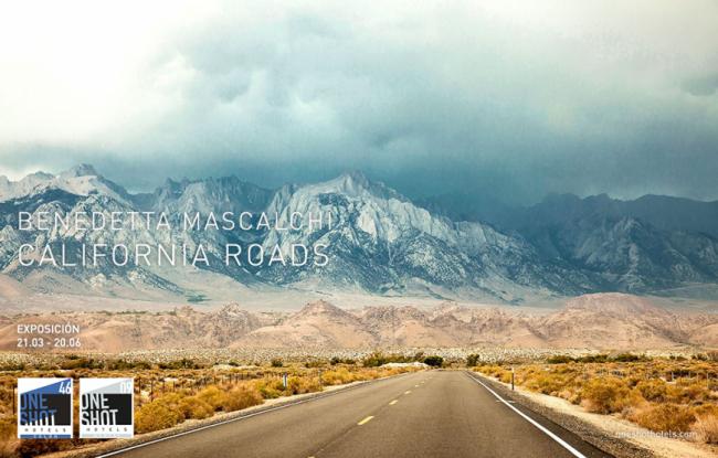 Benedetta Mascalchi - California Roads, en One Shot Hotels