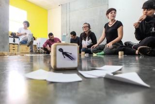 Arte y Educación. Cuerpo/Objeto/Espacio/Memoria. Imagen cortesía Museo de Arte Moderno