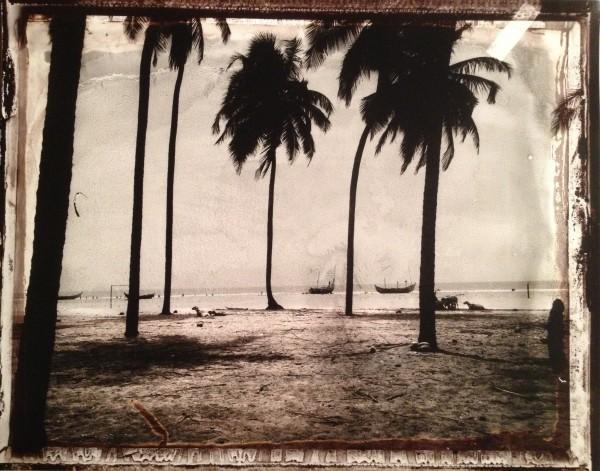Miche?le Maurin. Assinie, Costa de Marfil, 1999