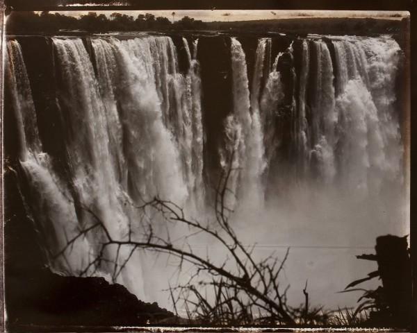 Miche?le Maurin. Botswana, Chute Victoria, 2009