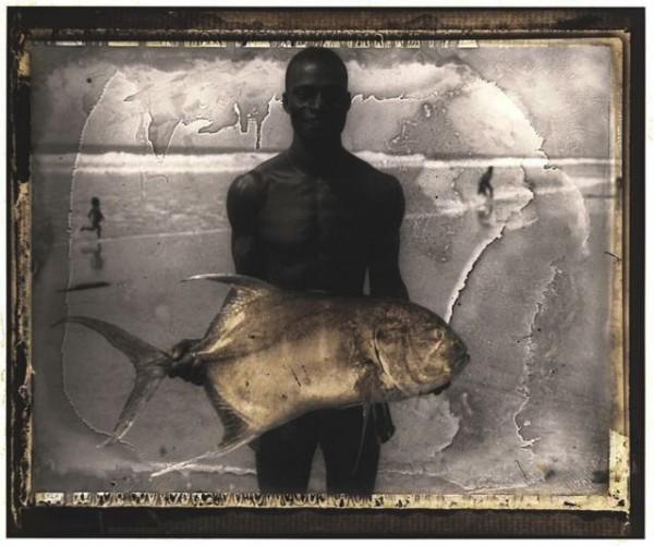 Miche?le Maurin. Le pecheur d\'Assinie, 2000