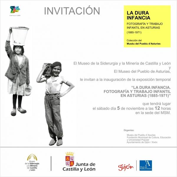 La dura infancia. Fotografía y trabajo infantil en Asturias (1885-1971)
