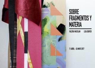 Sobre fragmentos y materia