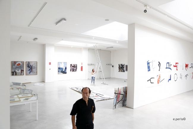 Fotos Claudio Zirotti: Eduardo Peris - Cortesía de la Fundación Frax