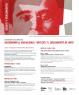 HEGEMONÍA & VISUALIDAD (1983-2017). DOCUMENTO DE ARTE. Imagen cortesía Museo de la Solidaridad Salvador Allende