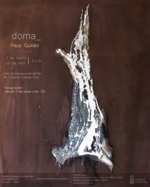 Paco Guillén, doma