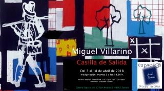 Miguel Villarino. Casilla de Salida