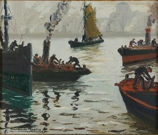 EN TRÁNSITO. TESOROS DE LA COLECCIÓN DEL BELLAS ARTES. Imagen cortesía Prensa Bellas Artes