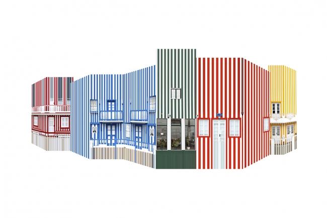 Tete Alejandre, Arquitecturas 2 – Cortesía del artista