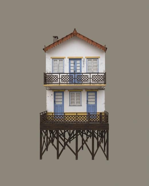 Tete Alejandre, Stilts House – Cortesía del artista
