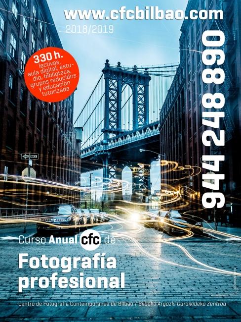 Curso Anual de Fotografía Profesional