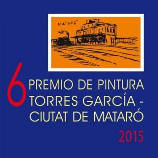 VI Premio Bienal de Pintura Torres García - Ciutat de Mataró 2014