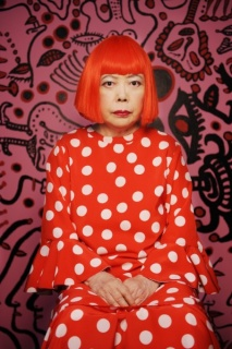 Yayoi Kusama, 2011.