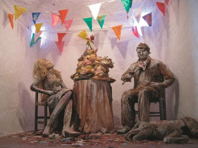 Fardou Keuning, Vaya Fiesta - Cortesía de La Fresh Gallery