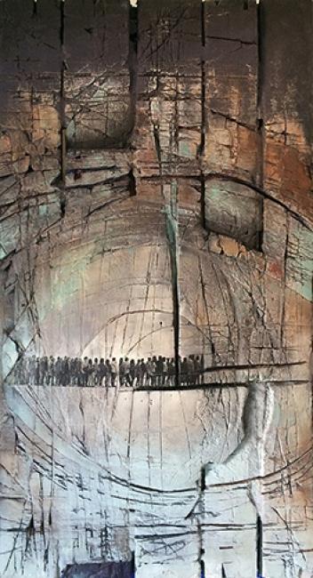 Pablo isidoro – Cortesía de la galería Antonio de Suñer