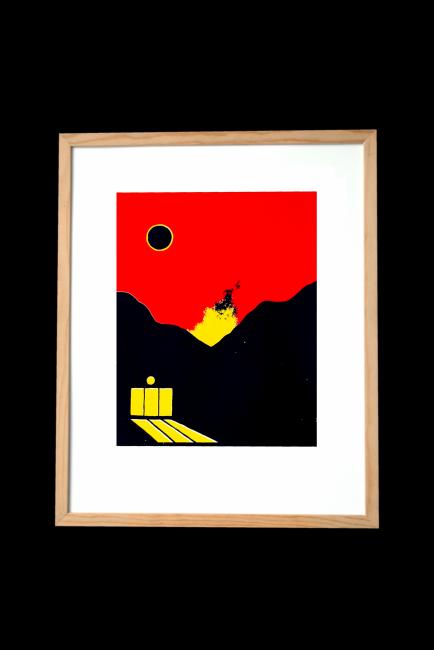 NIGHT HUNT | Ir al evento: 'Night Hunt - Groduk & Boucar'. Exposición de Artes gráficas, Diseño, Pintura en La Causa Galería de Arte / Madrid, España