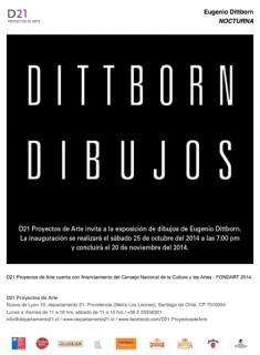 Eugenio Dittborn, Nocturna
