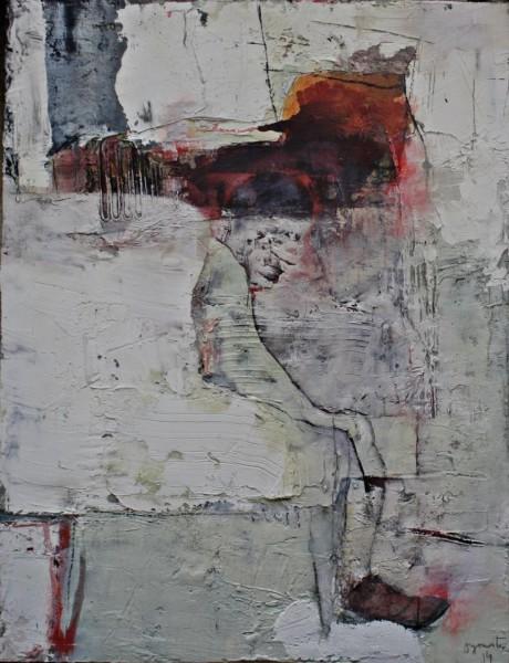 Manolo Oyonarte, Asemántic 4 | Ir al evento: 'Consequential Intuitions'. Exposición de Pintura en Galería Espiral / Noja, Cantabria, España