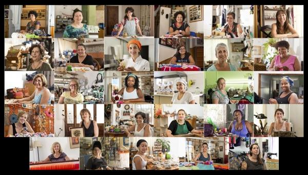 Foto: Andrés Cribari / CdF | Ir al evento: 'Mujeres emprendedoras'. Exposición de Fotografía en Espacio Cultural Parque del Plata / Canelones, Uruguay