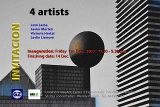 4 artists