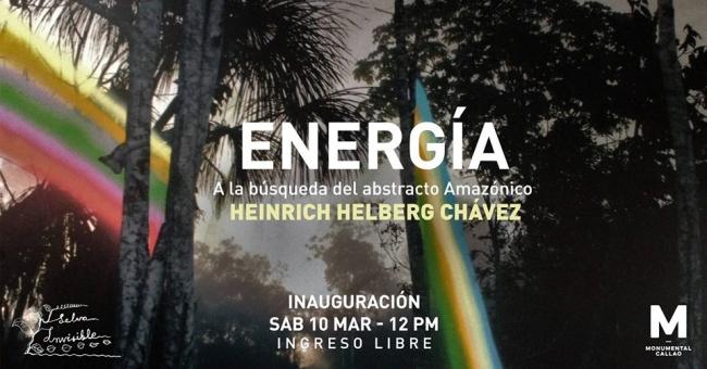 ENERGÍA: LA BÚSQUEDA DEL ABSTRACTO AMAZÓNICO