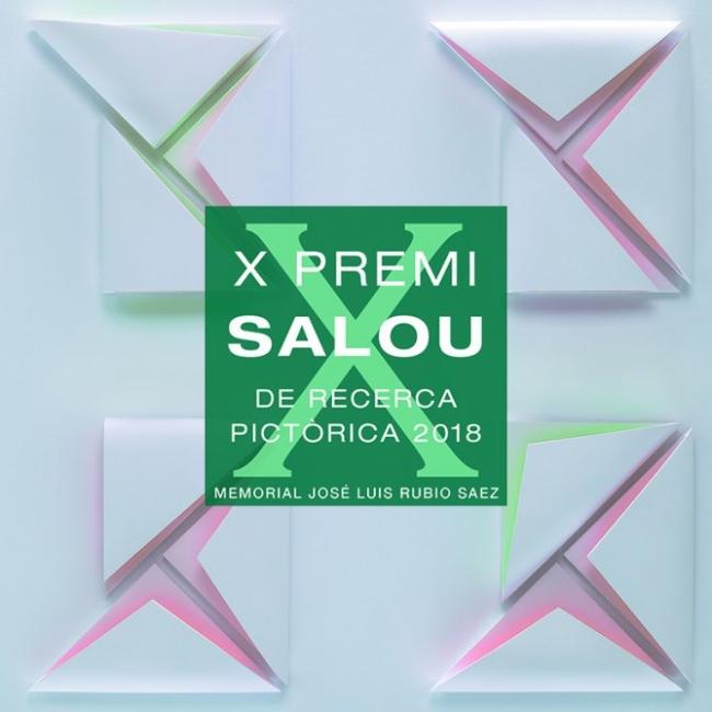 X Premi Salou de Recerca Pictòrica 2018