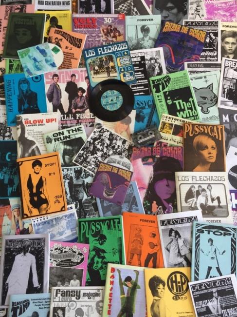Tinta, papel y grapas: Acción, redacción y creación – Cortesía del MUSAC