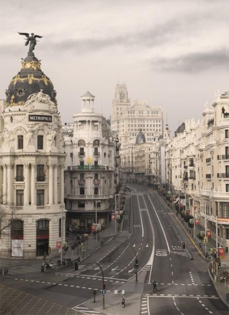 Ignacio Pereira – Cortesía de Hotel Indigo Madrid Gran Vía