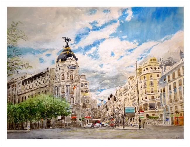 Ruben de Luis – Cortesía de Hotel Indigo Madrid Gran Vía