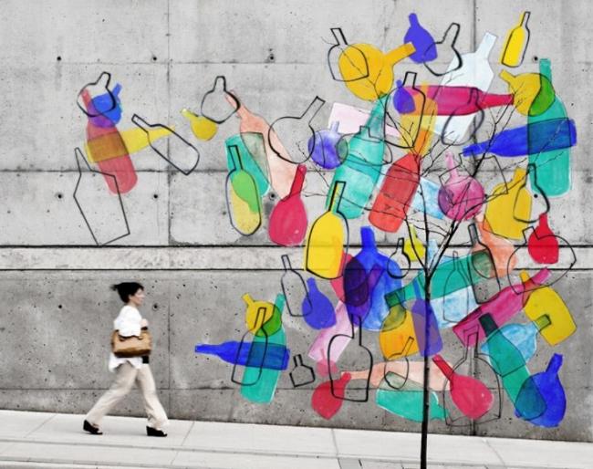 Cova Ríos. Pinta Malasaña 2018 – Cortesía de Madrid Street Art Project