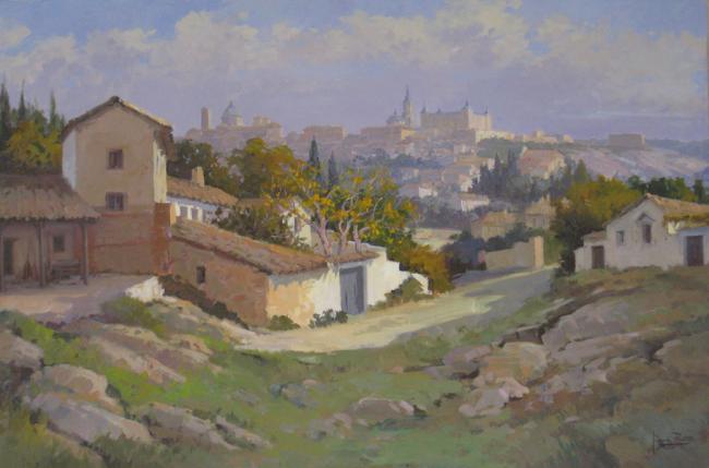 Luz de Mañana. Toledo