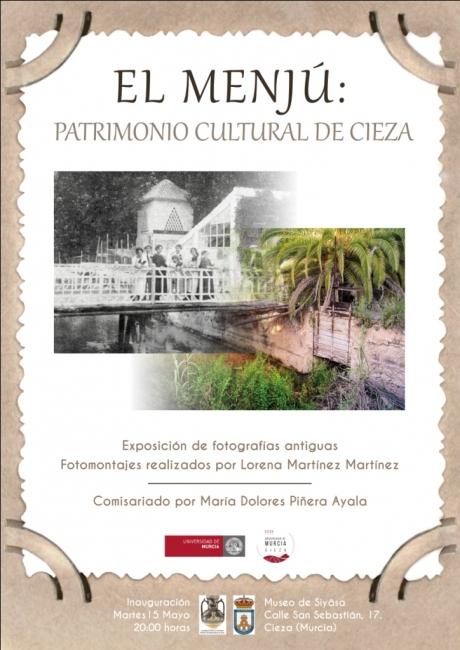 El menjú: patrimonio cultural de Cieza
