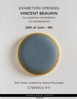 Vincent Beaurin. La treizième constellation (La Serpentaire)