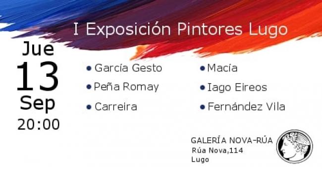 Pintores de Lugo I