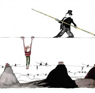Millôr: obra gráfica. Imagen cortesía Instituto Moreira Salles