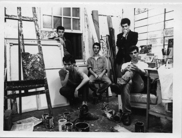 Artists in 1984