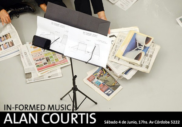 Alan Courtis, In-Formed Music