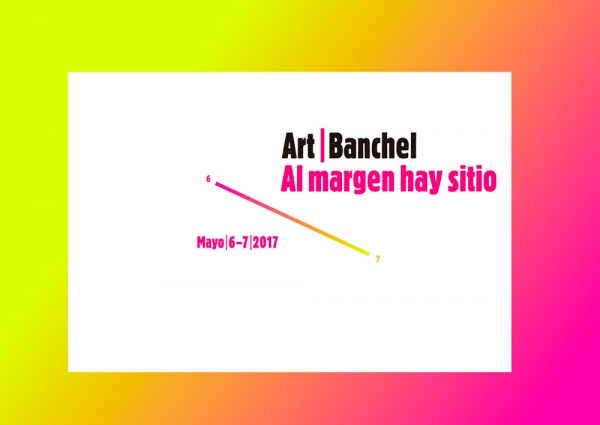 Cartel. Cortesía de  Art|Banchel