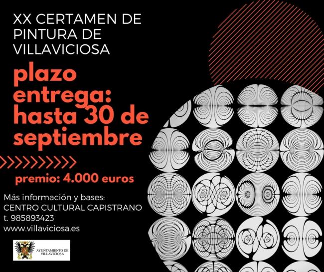 XX Certamen de Pintura Ilmo. Ayuntamiento de Villaviciosa