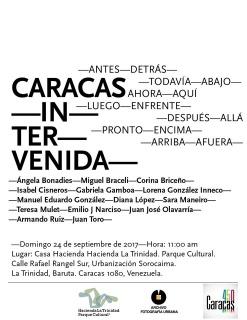 CARACAS INTERVENIDA