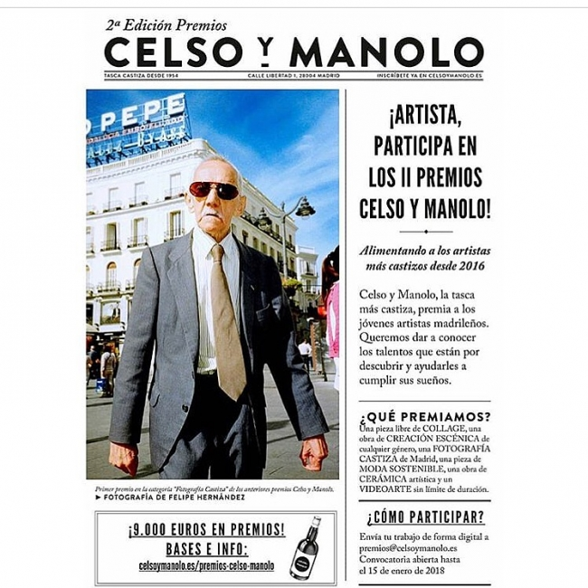 II Premios Celso y Manolo