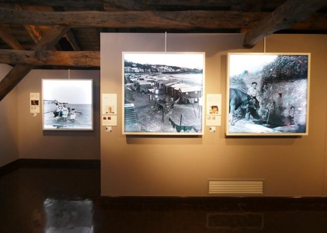 Imagen 2 | Ir al evento: 'Estereoskopiak 16+16'. Exposición de Arte sonoro, Artes gráficas, Fotografía en Museo Euskal Herria - Euskal Herria Museoa / Gernika-Lumo, Vizcaya, España