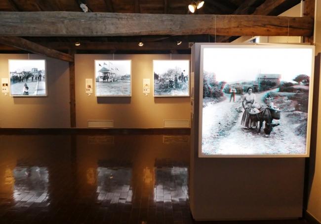 Imagen 5 | Ir al evento: 'Estereoskopiak 16+16'. Exposición de Arte sonoro, Artes gráficas, Fotografía en Museo Euskal Herria - Euskal Herria Museoa / Gernika-Lumo, Vizcaya, España