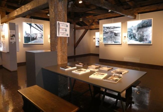 Imagen 3 | Ir al evento: 'Estereoskopiak 16+16'. Exposición de Arte sonoro, Artes gráficas, Fotografía en Museo Euskal Herria - Euskal Herria Museoa / Gernika-Lumo, Vizcaya, España