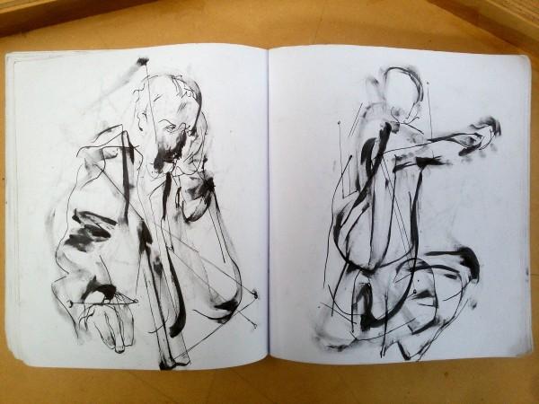Dibujo Cuaderno