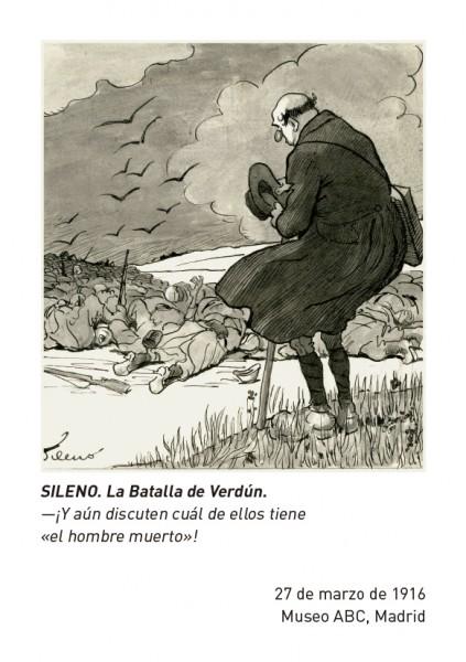 Sileno. La Batalla de Verdún