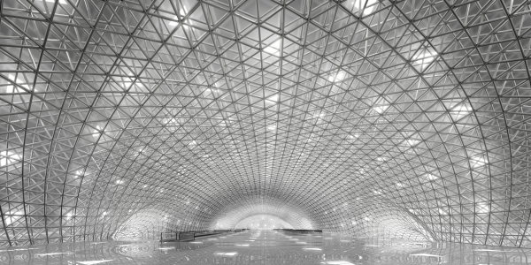 Mexico City Airpor, 2014, Norman Foster Foundation Archive © Norman Foster Foundation